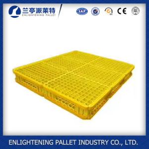 Capacidade de Carga Pesada de paletes de plástico grande tamanho personalizado