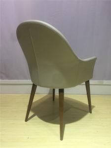 Qualität populäres Anli PU-Metall, das Stuhl speist