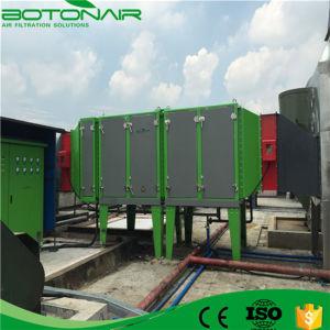 Sistema de purificación de limpieza de aire para la formación de espuma de la fábrica de productos de PVC