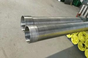 schermo di collegare del cuneo dell'acciaio inossidabile 304L per la perforazione buona
