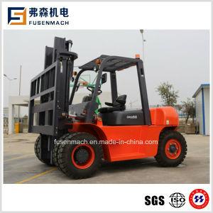 Banheira de 5 ton Veículo Diesel com marcação Cpcd50