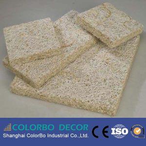 La Chine de la laine de bois de haute qualité Panneaux acoustiques à Shanghai