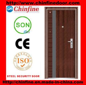 Porte en acier populaire neuve de garantie (CF-012)