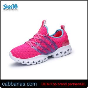 Precio razonable a las mujeres los zapatos deportivos coloridos al aire libre