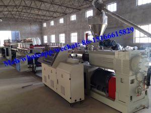 Carte WPC PVC mousse Making Machine/Ligne de production avec le prix