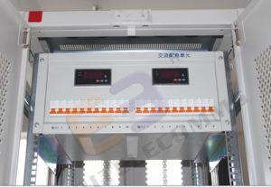 IP20 19'' кабинета электрические параметры для установки в стойку с кабельного лотка