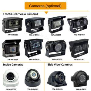 7  HD 1080P maakt Rearview Systeem van de Camera voor Auto waterdicht