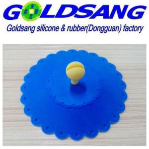 Индивидуального дизайна силиконового герметика сосуд крышкой FDA сертификации Съемная рукоятка