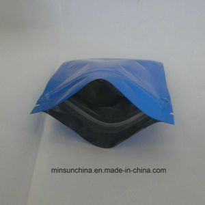 صاف لون بوليثين [ألومينوم فويل] بلاستيكيّة يعبّئ حقيبة كيس