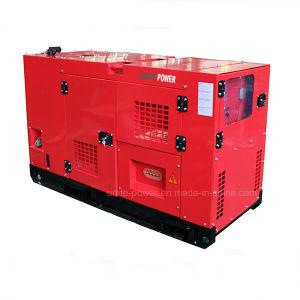 40kw Cummins Silent Diesel Generating Set mit Brushless Alternator (UPC50G)