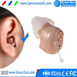 Amplificador de sonido mejor oído tono audífonos ayuda