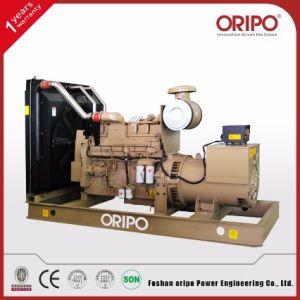 Cumminsのディーゼルディーゼル機関を搭載するOripoの発電機ヘッド1100kw