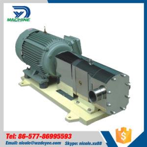 Fabrik-Großverkauf-Edelstahl-Hygiene-Drehvorsprung-Pumpe