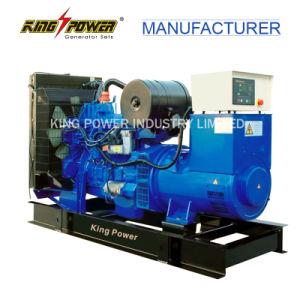 Fonte de Alimentação estável conjunto gerador a diesel com ATS opcional
