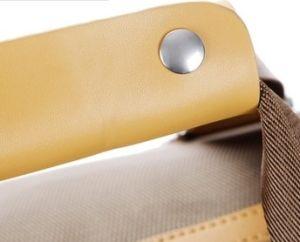 Concepteur de nylon en cuir Fashion Loisirs bagages Voyage promotionnel sac fourre-tout sac chariot pour la promotion/école/voyager
