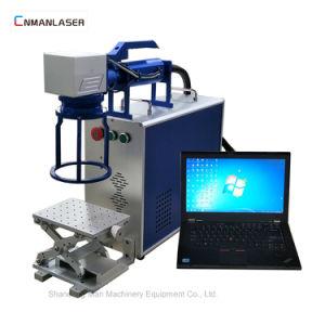 De lichtgewicht Laser die van de Vezel van de Desktop van het Houvast MiniMachine merken
