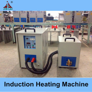Brass Copper Weld Forge Quenching (JL-50)のためのIGBT Induction Heating Machine