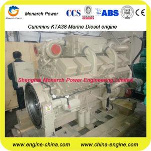 Motore diesel approvato di Cummins Kta38-780 del CE per il fante di marina