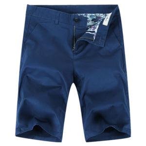 L'uomo dell'OEM della Cina Outwear gli Shorts casuali del cotone delle Bermude