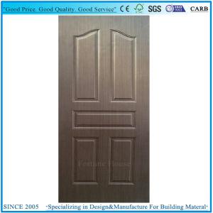 厚さ2.7mmのポプラのコアの3mm形成された合板のドアの皮