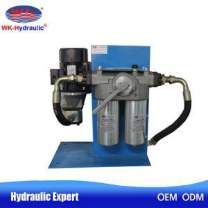 Duplexhydrauliköl-Filter für Schmiersystem