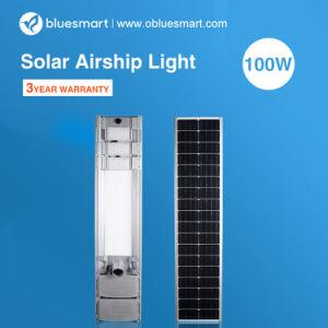 100W hohe Solarstraßenlaterneder Leistungsfähigkeits-LED für im Freien