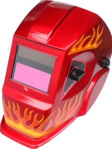 Capacete com protetor de rosto e protectores auriculares para soldadores de soldar
