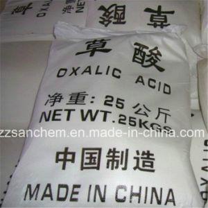 Oxalic Zuur 99.6%Min de Beste Kwaliteit van de Fabrikant