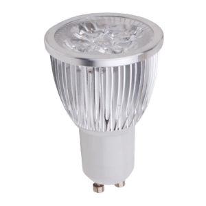 5X1w GU10 High Spotlight mit Aluminum House