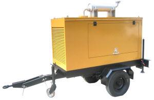 Сила Googol Trailer Type Diesel Generator Set 300kVA