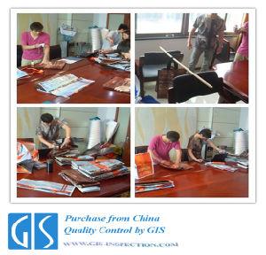 Qualitätskontrolle und Inspection Service von Pre-Shipment