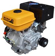 가솔린 Powered Engine 6.5HP 1800rpm 1/2 Reduction 다중 Used Engine