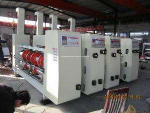 인쇄하는 자동적인 디지털 Die-Cutting 기계를 홈을 파기