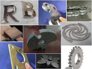 tagliatrice del laser della fibra di CNC 2kw/3kw per metallo ed il metalloide