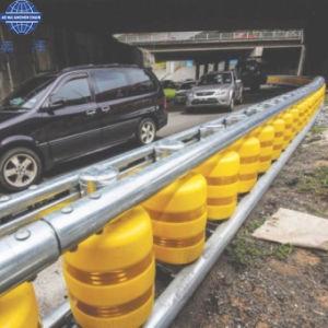 Двойной ковши шоссе ролик барьер для безопасного дорожного движения