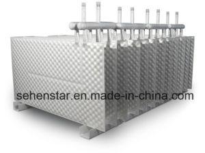 廃水の熱交換器の一義的なデザインによって溶接される版の熱交換器