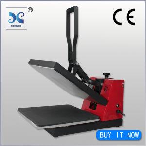 Planos digitales de alta presión y calor HP3802 Máquina de prensa