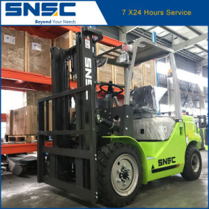 New 2018 Year 3ton Diesel Forklift Price