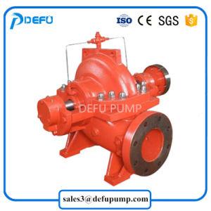 Pompa antincendio elencata di Nfpa di buona qualità con il motore diesel