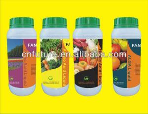 Meststof van het Humusachtige Zuur van 100% de Organische Gediplomeerde Vloeibare voor Africulture