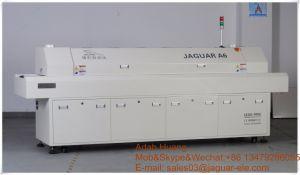 SMD bleifreie Rückflut-Ofen-Maschine mit 6 Zonen