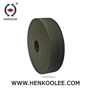 Venda quente novo material abrasivo de forma plana da roda de polimento de vidro