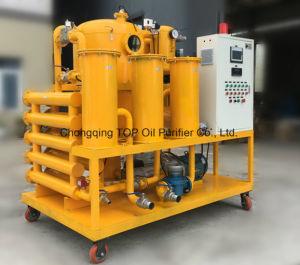 PLC vacío controlables de filtración de aceite del transformador de la máquina con bomba Leybold
