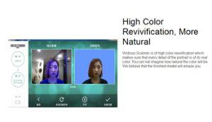 Laser 2017 novo que faz a varredura do varredor portátil do retrato 3D