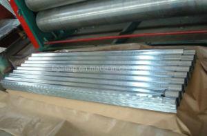Gute Qualitätsgewellte galvanisierte Stahldach-Fliese