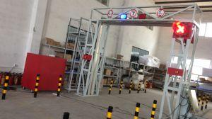 Рентгеновская система безопасности контейнера рентгеновского сканирования автомобиля