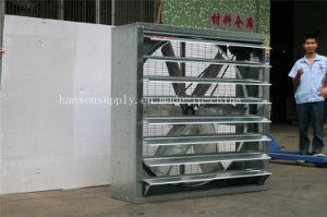 Ventilatore di ventilazione dell'azienda avicola del ventilatore di scarico di 3 fasi
