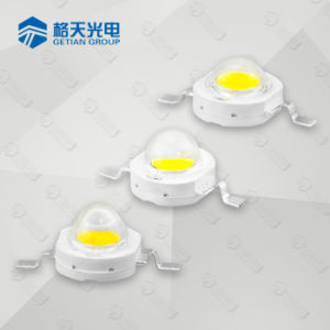 Fabricante de chips de Shenzhen Bridgelux Epistar 1W 3W LED de alta potencia de 5W