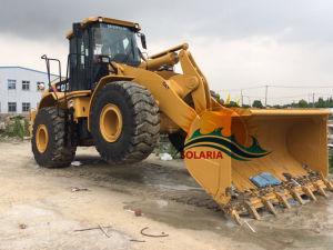 Utilizado Cat Caterpillar 966h pala cargadora de ruedas para la construcción
