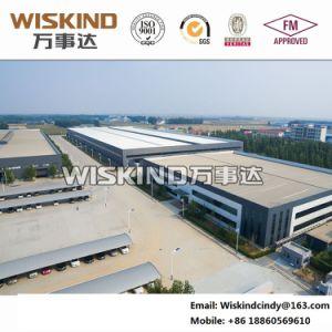 Wiskind Estructura de acero de construcción para la fábrica.